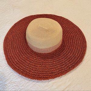 VINCE CAMUTO Wide Brim Hat
